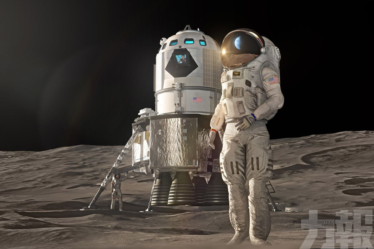 全球首名女太空人2024年登月