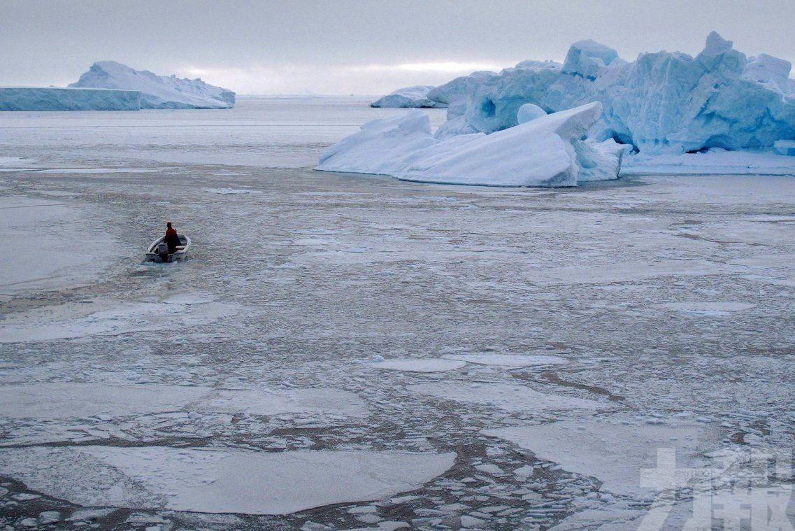 太熱!北極海氣溫達29度