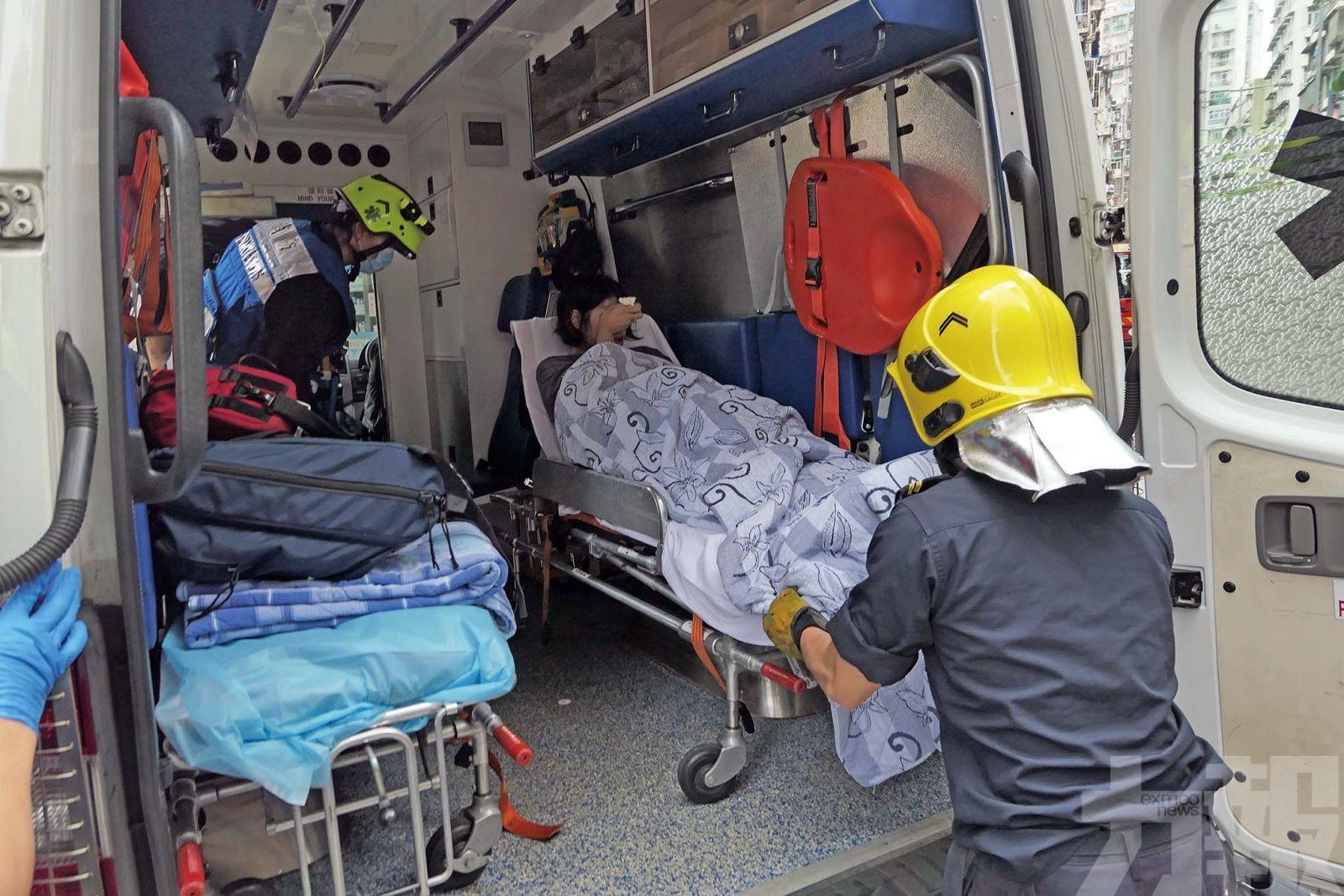 兩澳巴猛撞六人受傷