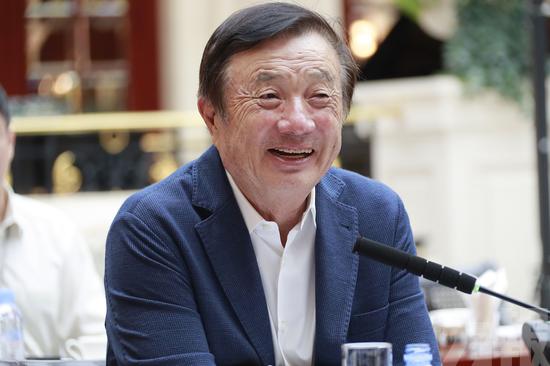 華為5G技術「別人兩三年追不上」