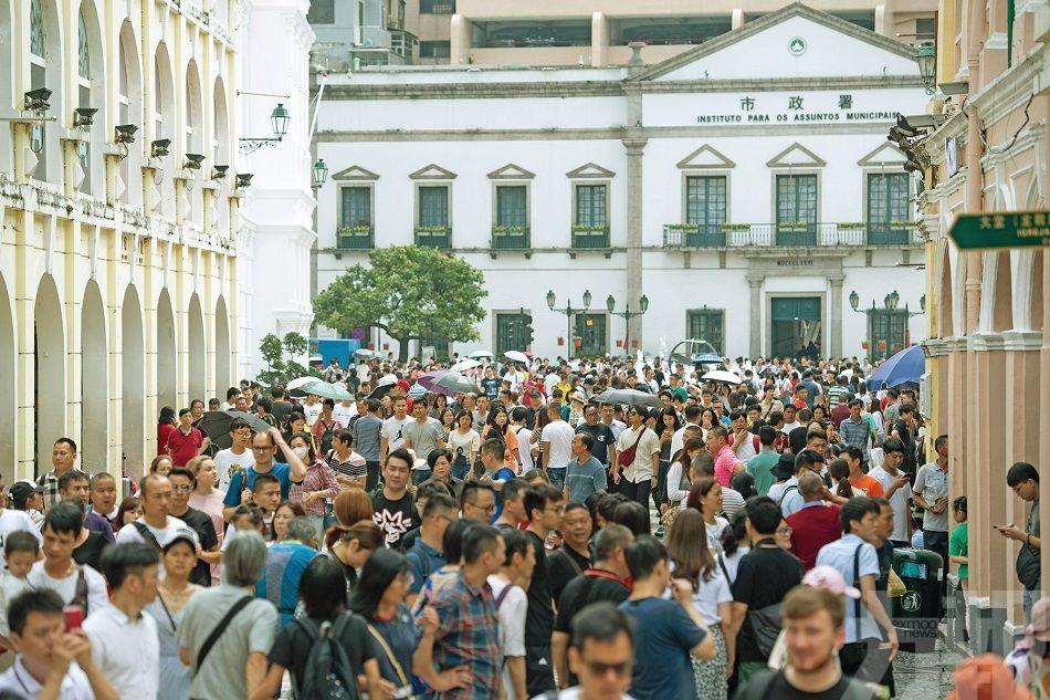 收集市民業界旅客意見 為期一個月