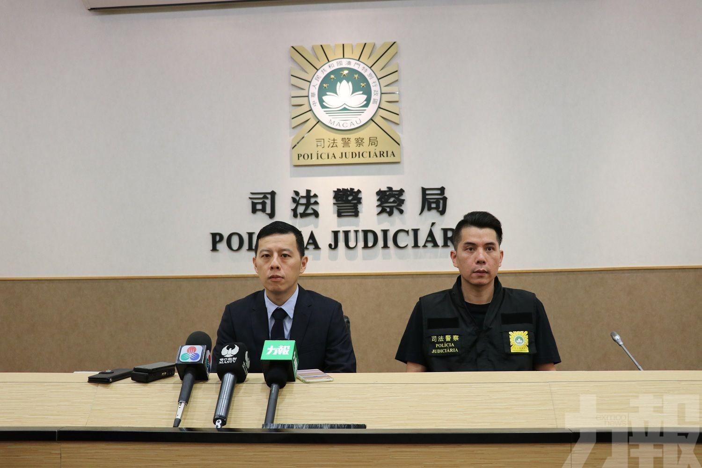 兩名持旅遊證印尼男子被捕
