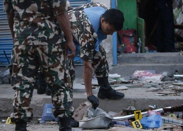 尼泊爾首都3宗爆炸至少4死多傷