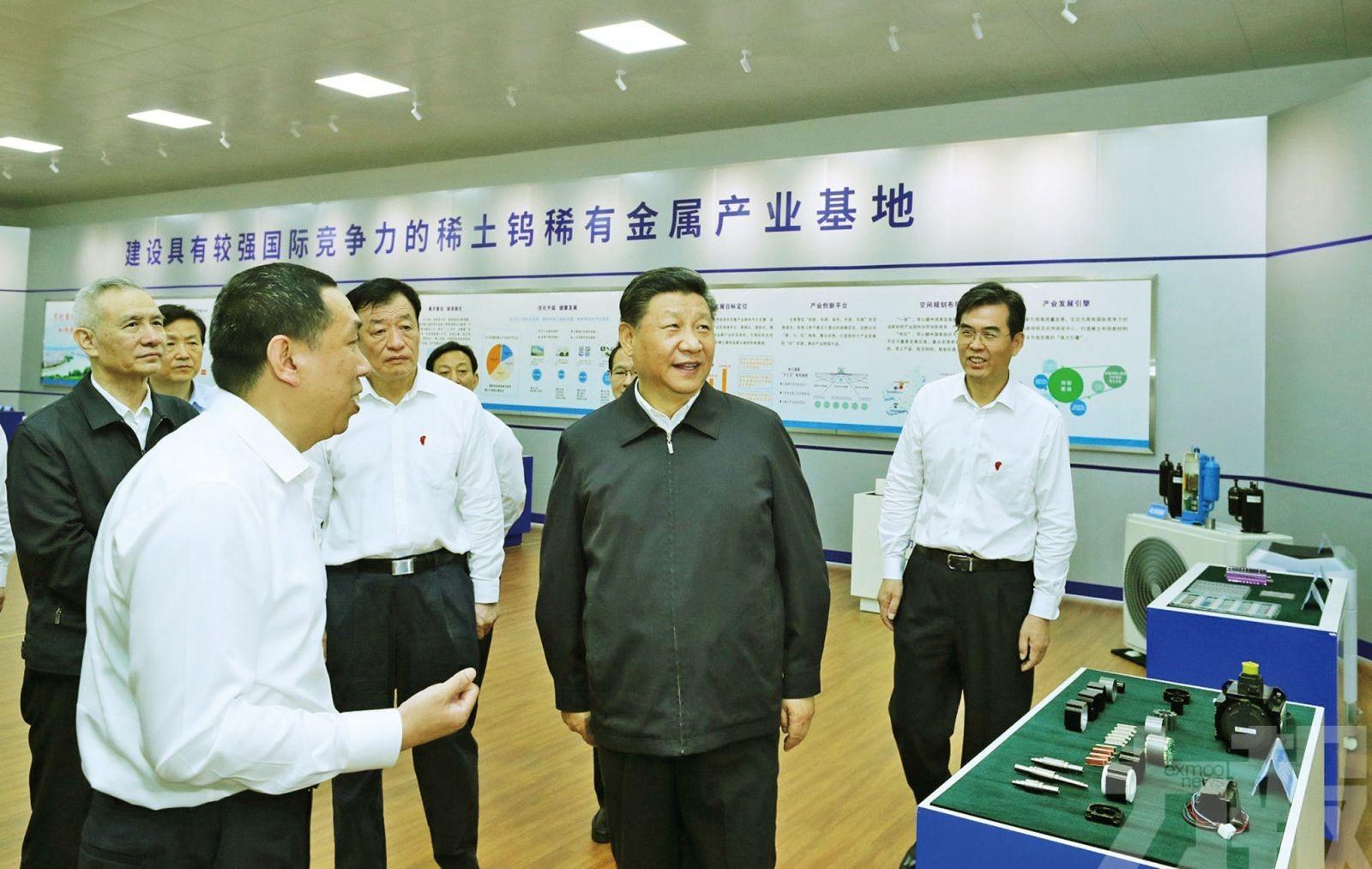 稀土 是中國反擊之鑰?