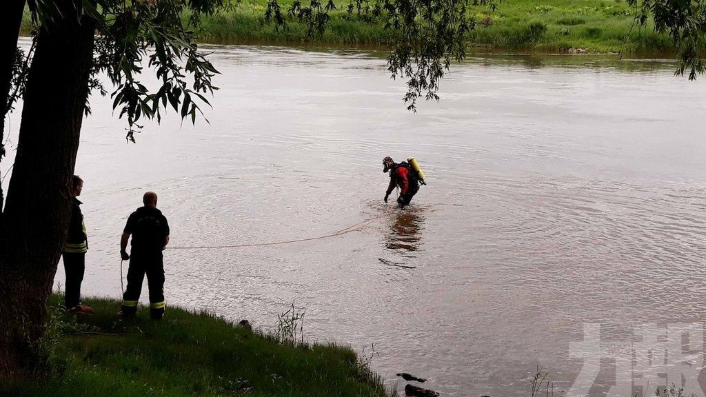 18歲台交換生德國溺水亡