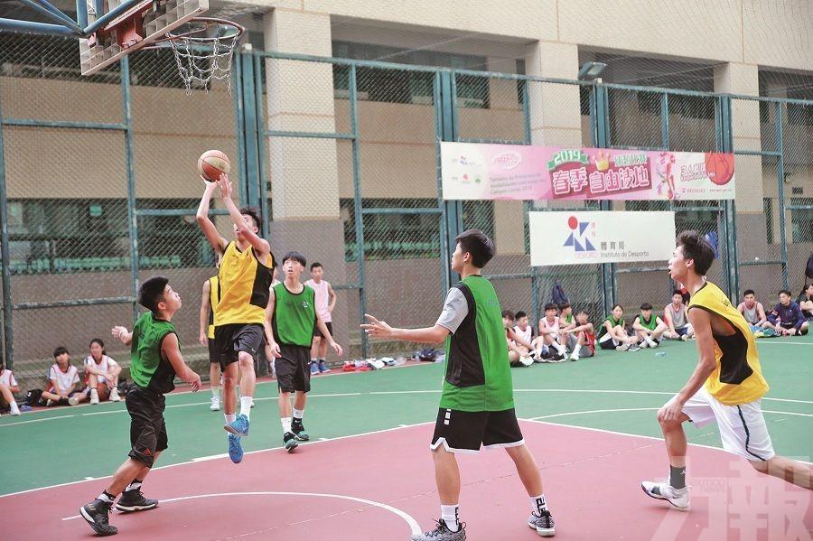 籃足球街霸順利誕生