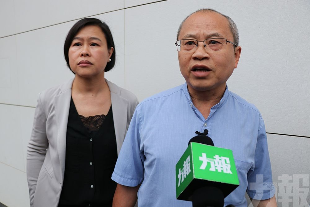 傷者劉夢瑩出庭作證