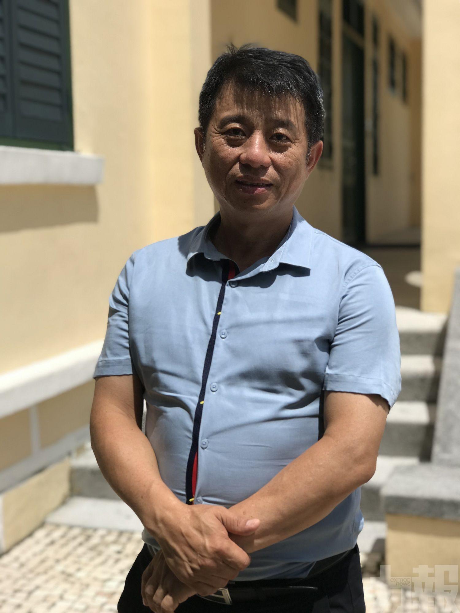 加義會長關偉霖:不希望將問題社會化