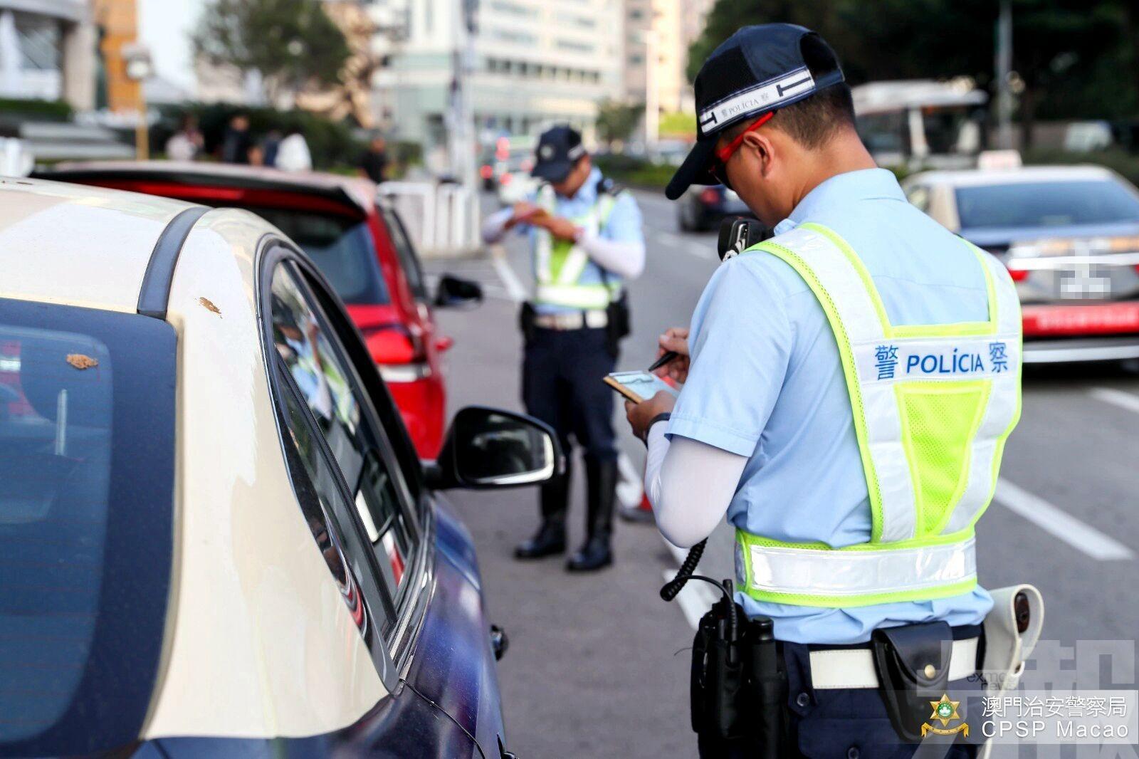 警方:連日執法下有改善跡象