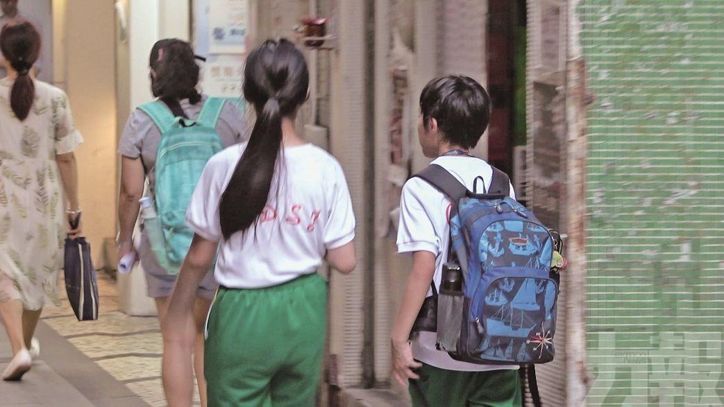 逾七成小學生書包超重