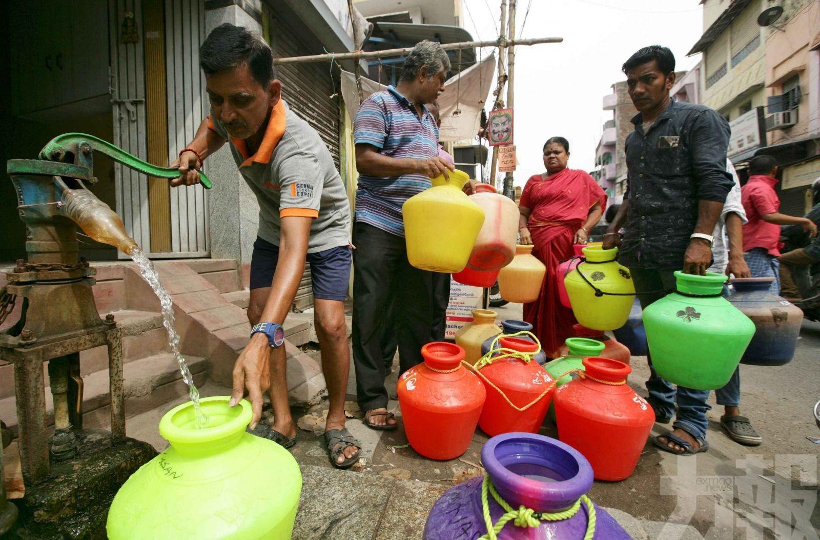 印度逾半人口陷乾旱危機