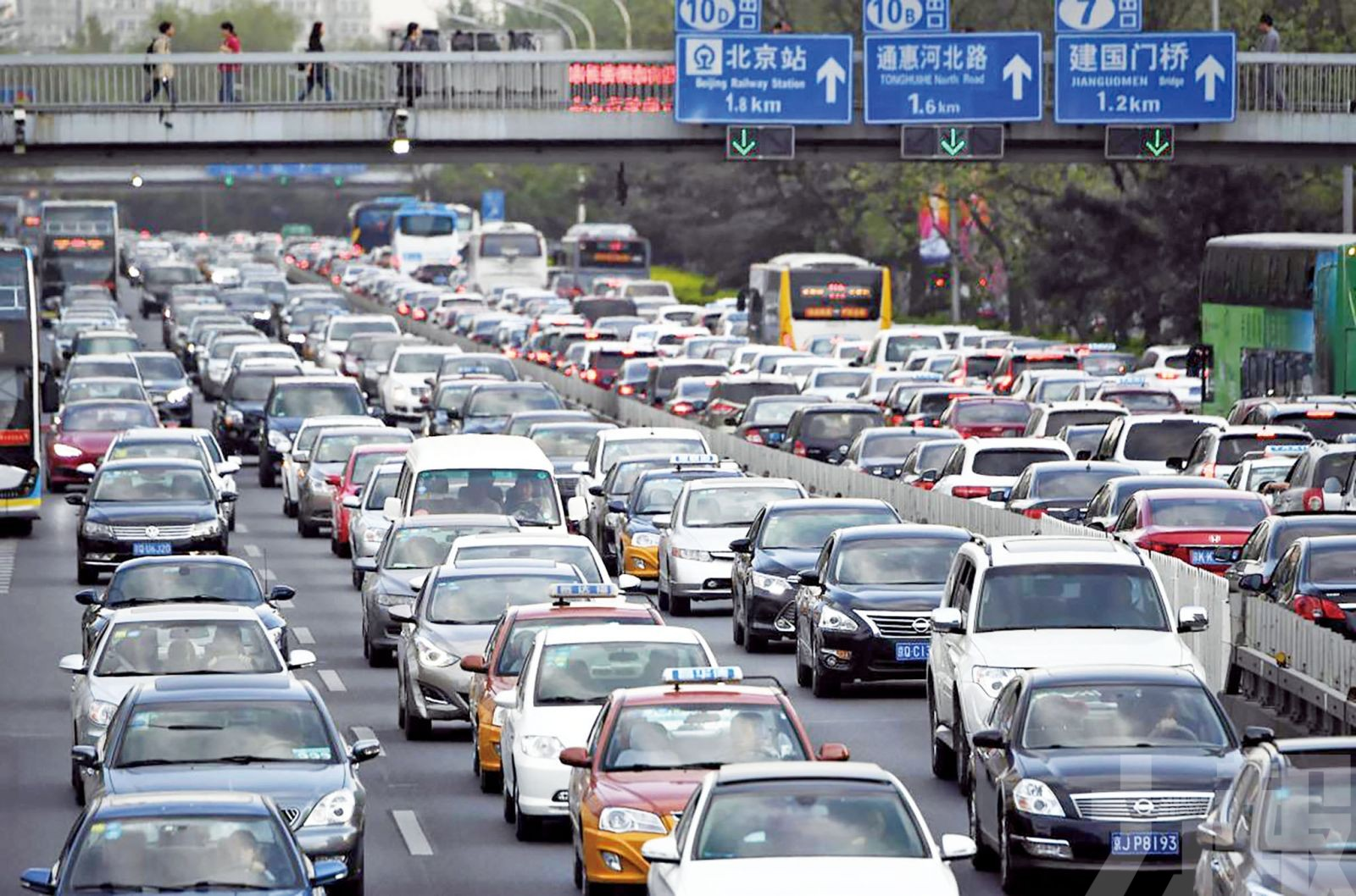 北京43萬人排隊中