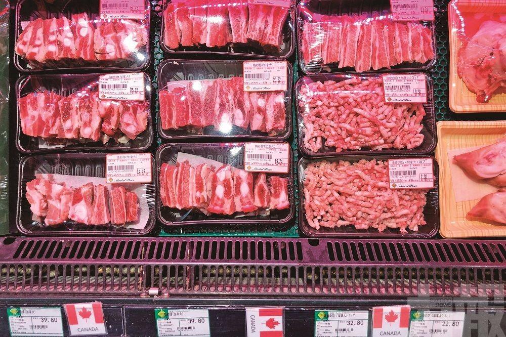 中國暫停進口加拿大肉品