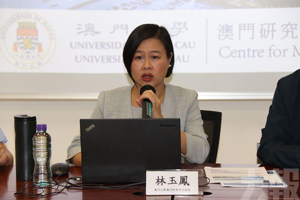 林玉鳳:訂定政策需顧及民意趨向