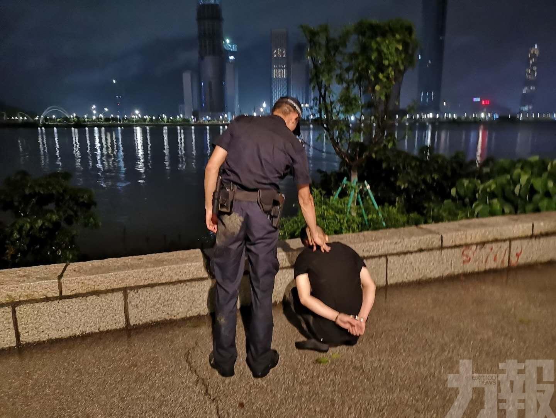 粵澳反偷渡機制昨再拘4偷渡者