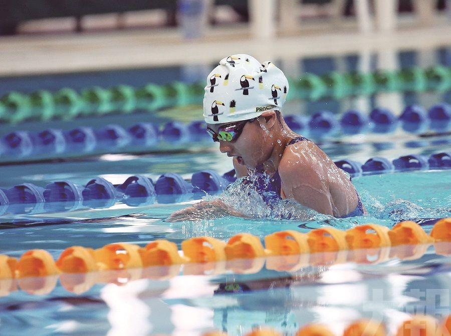 第42屆澳門分齡游泳賽圓滿落幕
