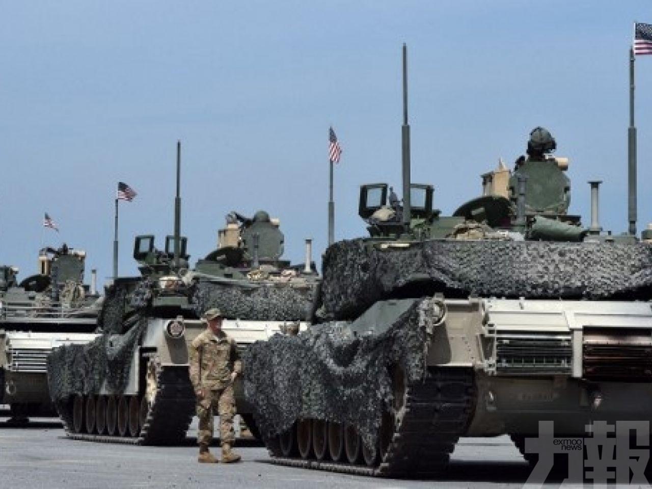美國務院批准對台出售22億美元軍備