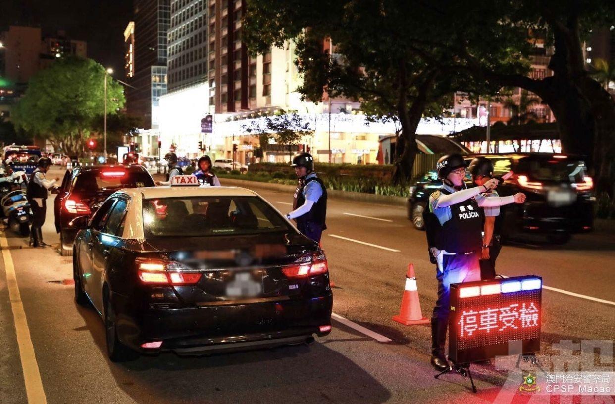 治安警:司機守法意識提高