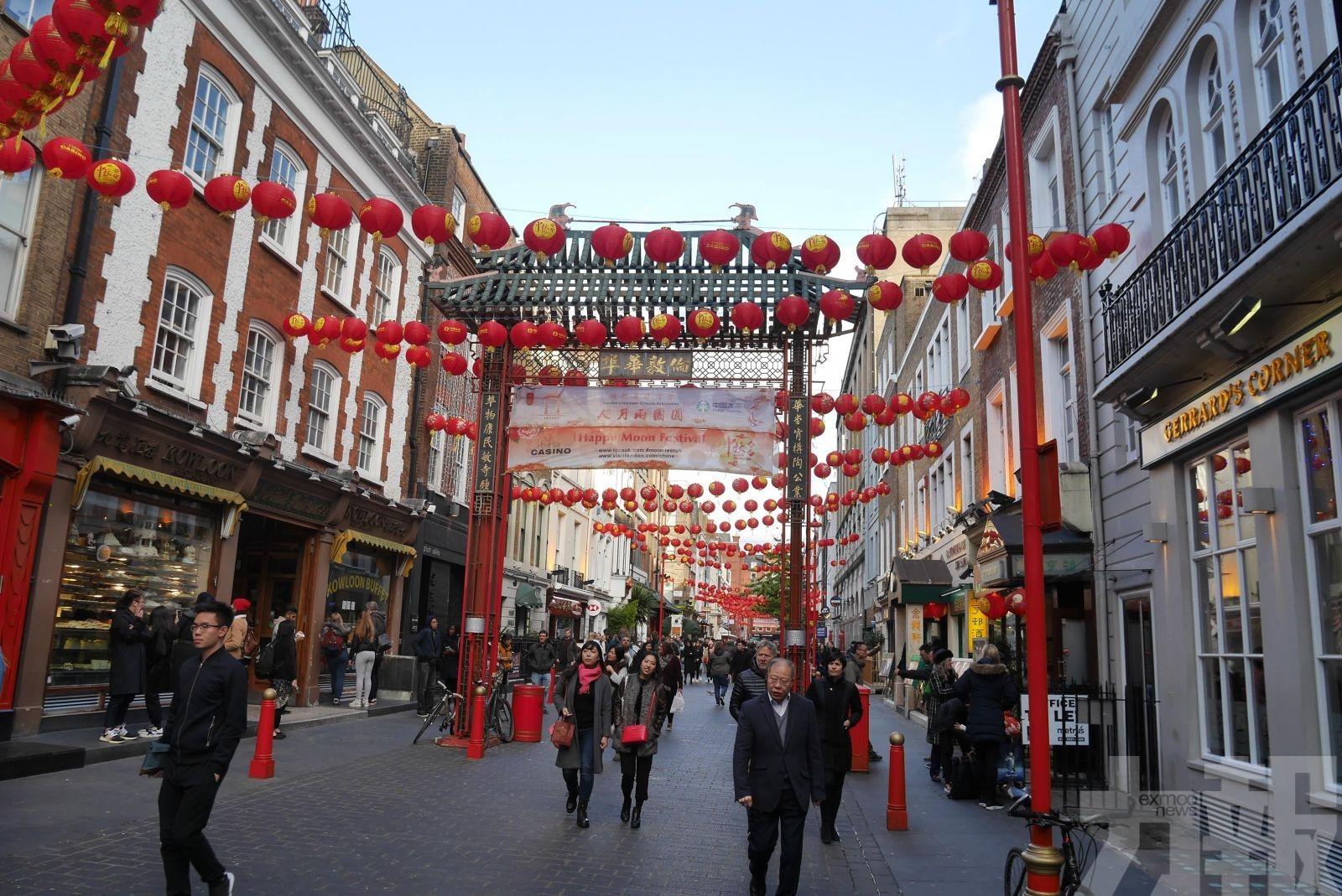 華人成英國收入最高群體