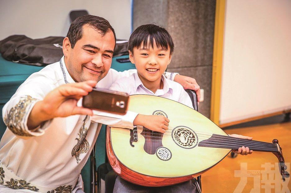 國際青年音樂節即將開幕