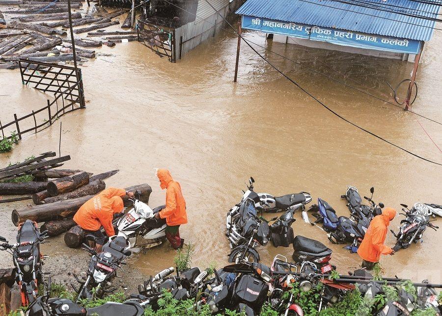 印度逾百萬人無家可歸