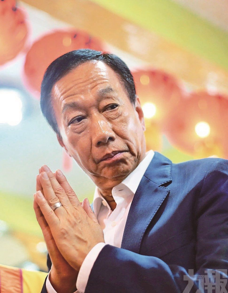 韓國瑜:國民黨分裂必敗