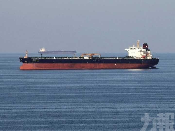 伊朗扣押一艘外國運油輪