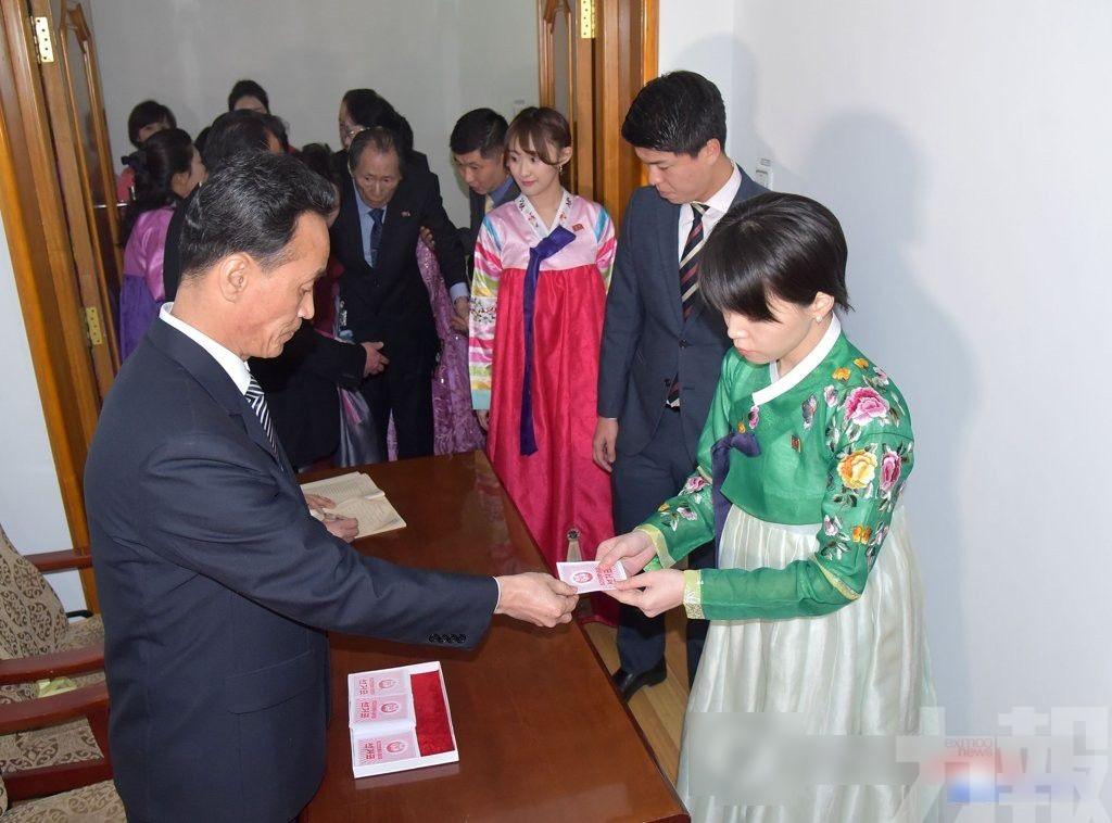 朝鮮舉行地方人民會議代議員選舉