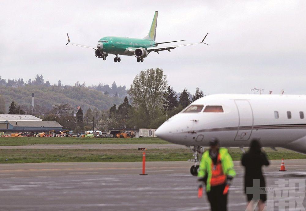 波音或停產737 MAX