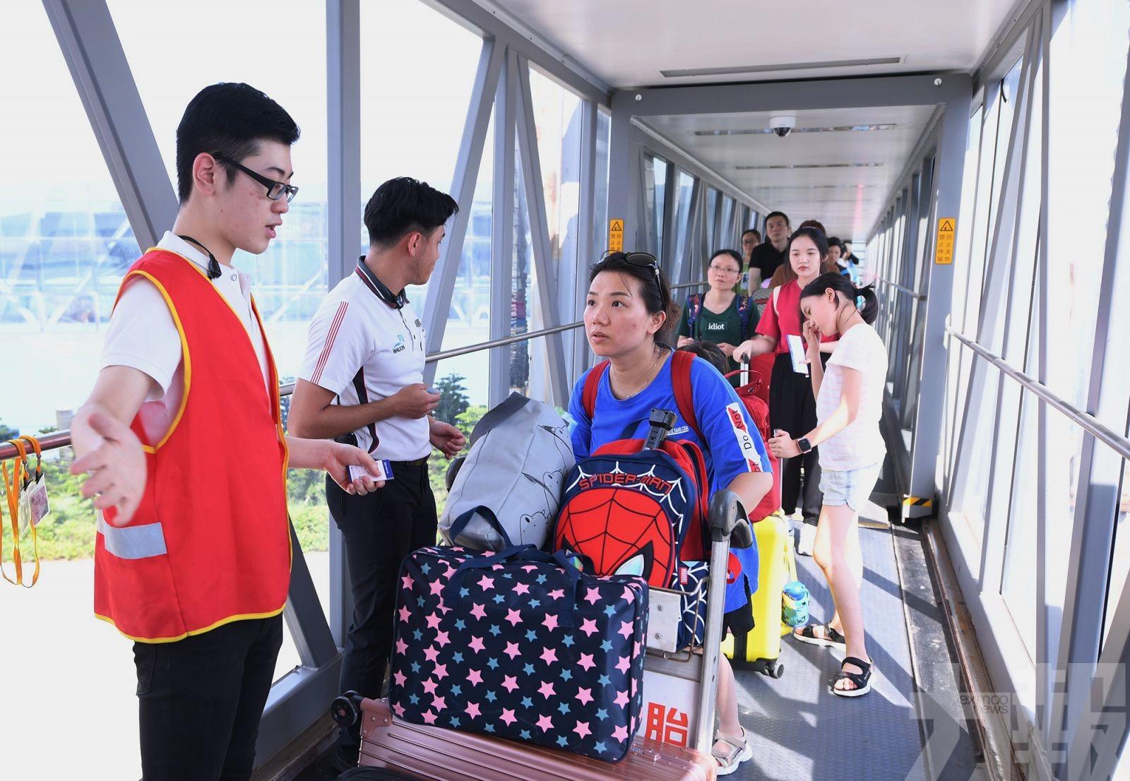 台旅遊業料減少70萬旅客