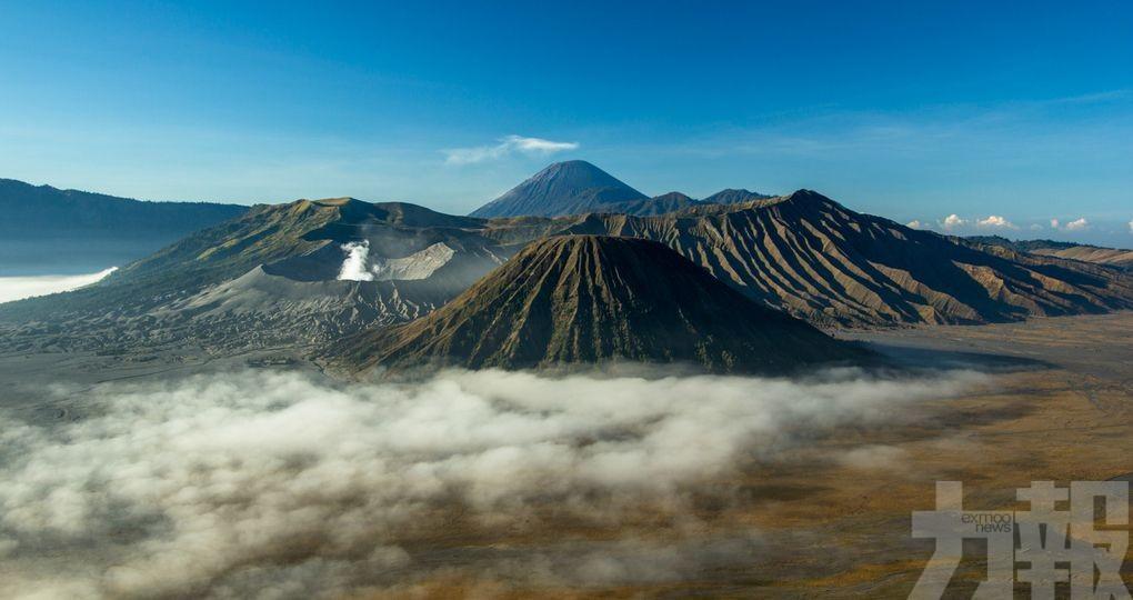 印尼爪哇島附近發生7.4級地震