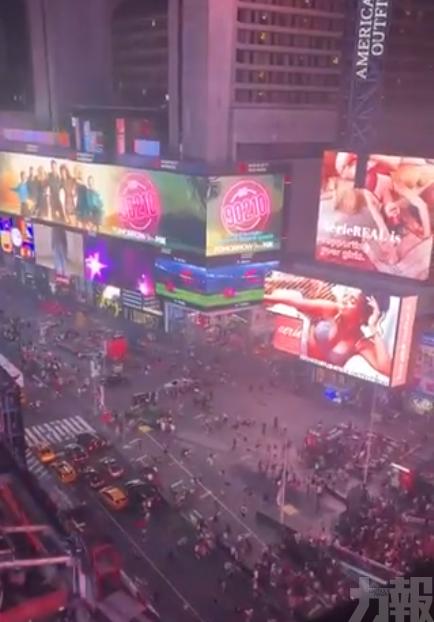 紐約民眾驚慌逃命釀22傷
