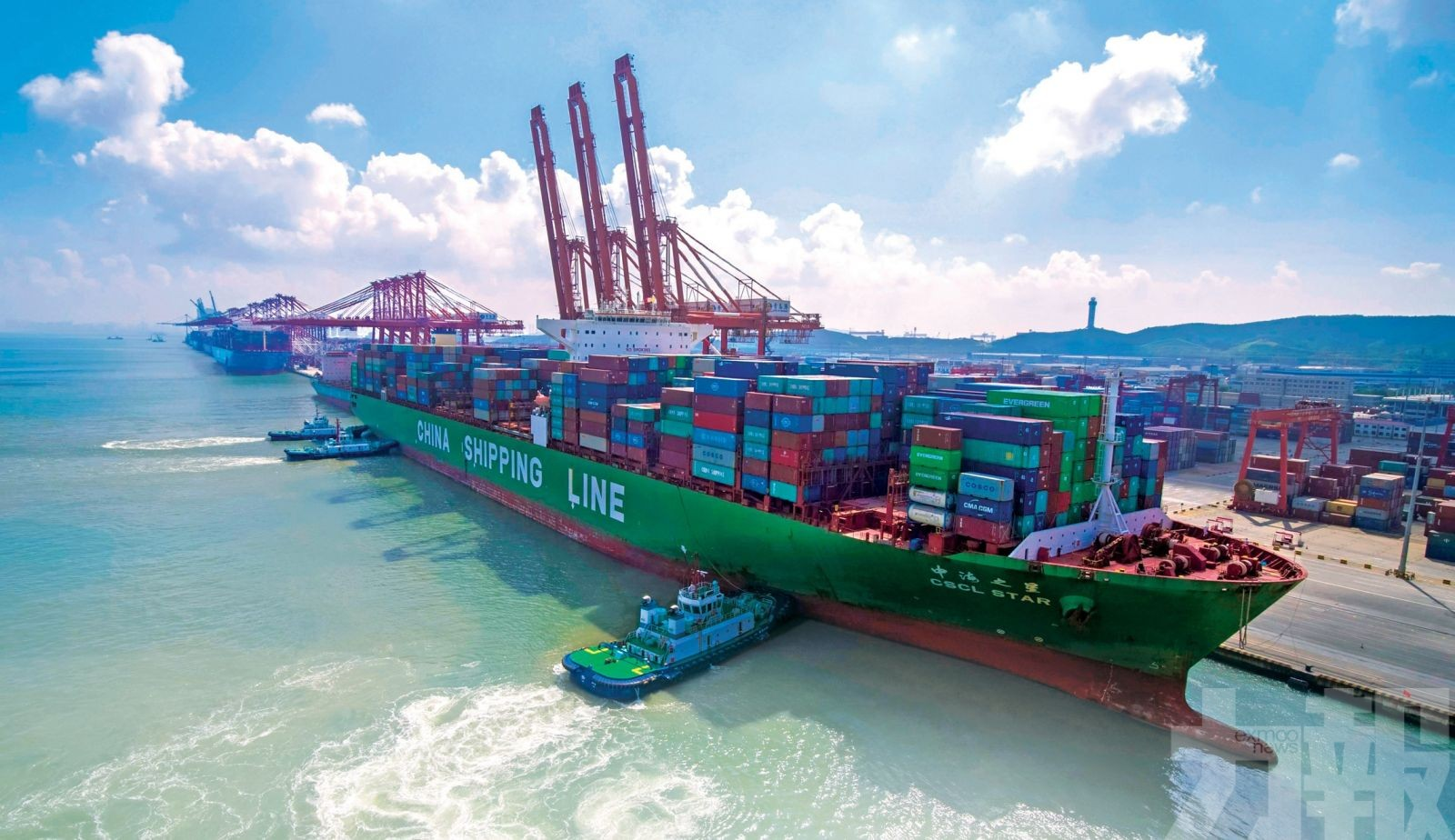 下調中國明年經濟增速預估至5.8%
