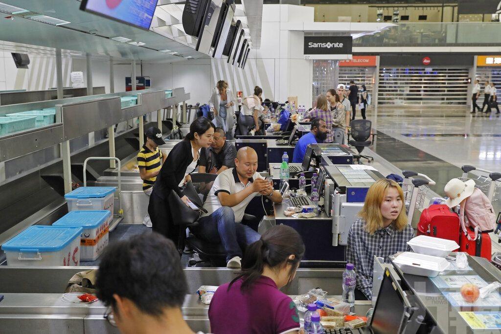 仍有多航班取消或延誤