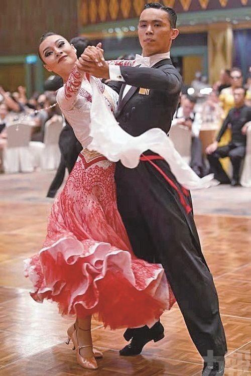 永峰盃體育舞蹈國際賽圓滿舉行