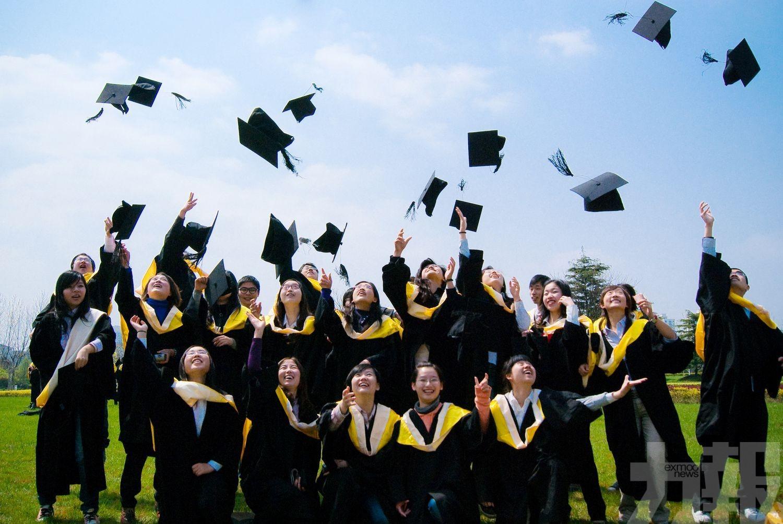 統計局:因畢業生集中進入就業市場