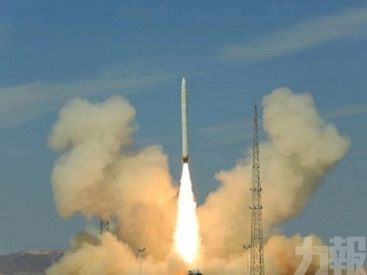 捷龍一號「一箭三星」成功首飛