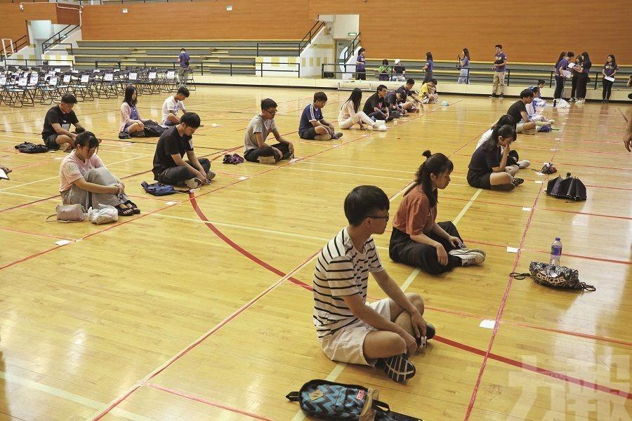 學生團體辦「發呆比賽」鼓勵青年適時放鬆自己