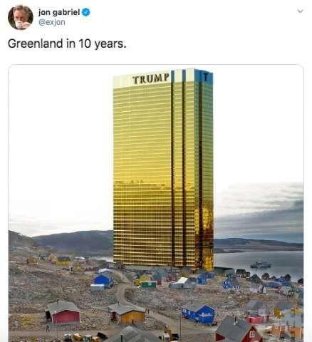 只是一筆大型房地產交易