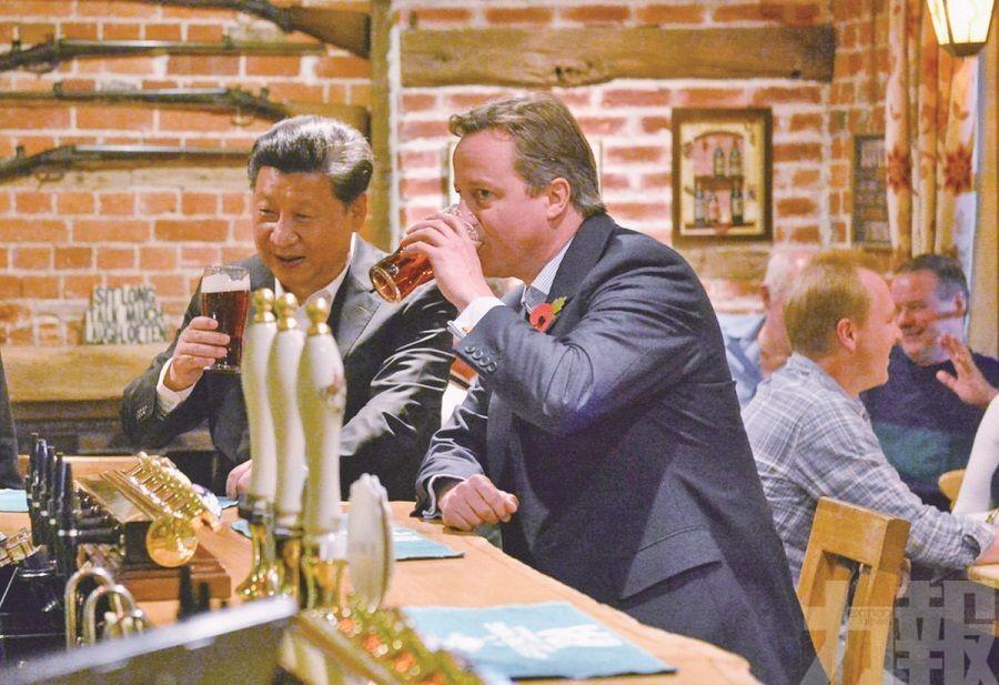 李澤鉅買起英國酒業