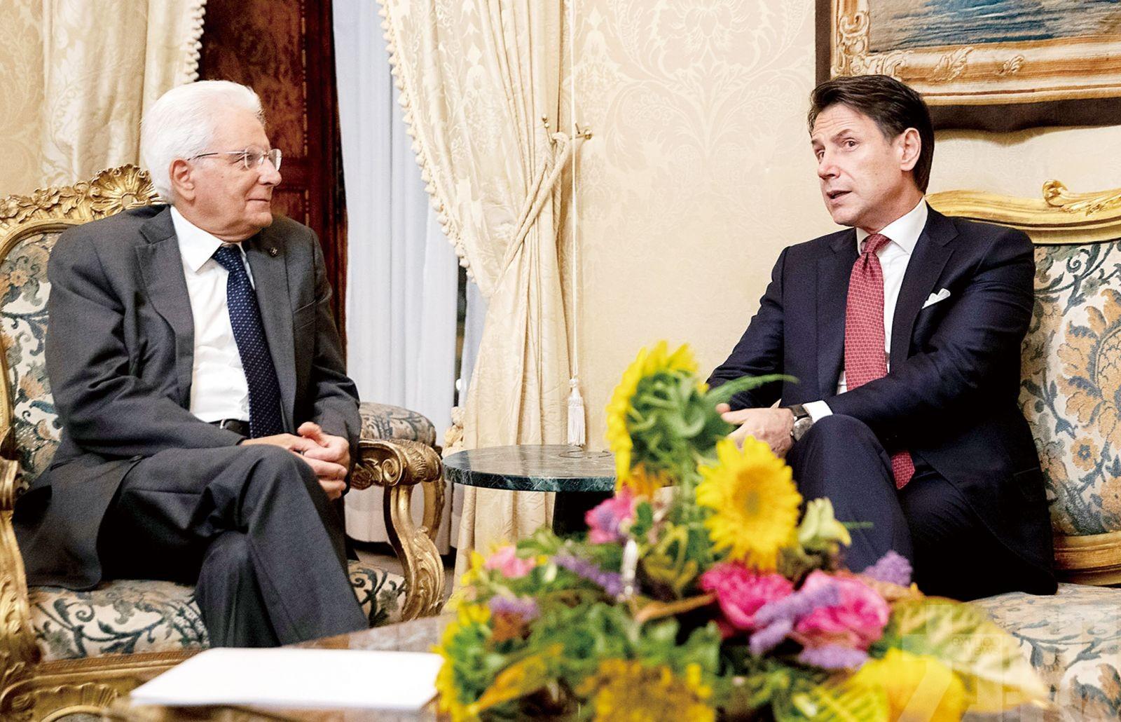 總理辭職 政府分裂 意大利或提前大選