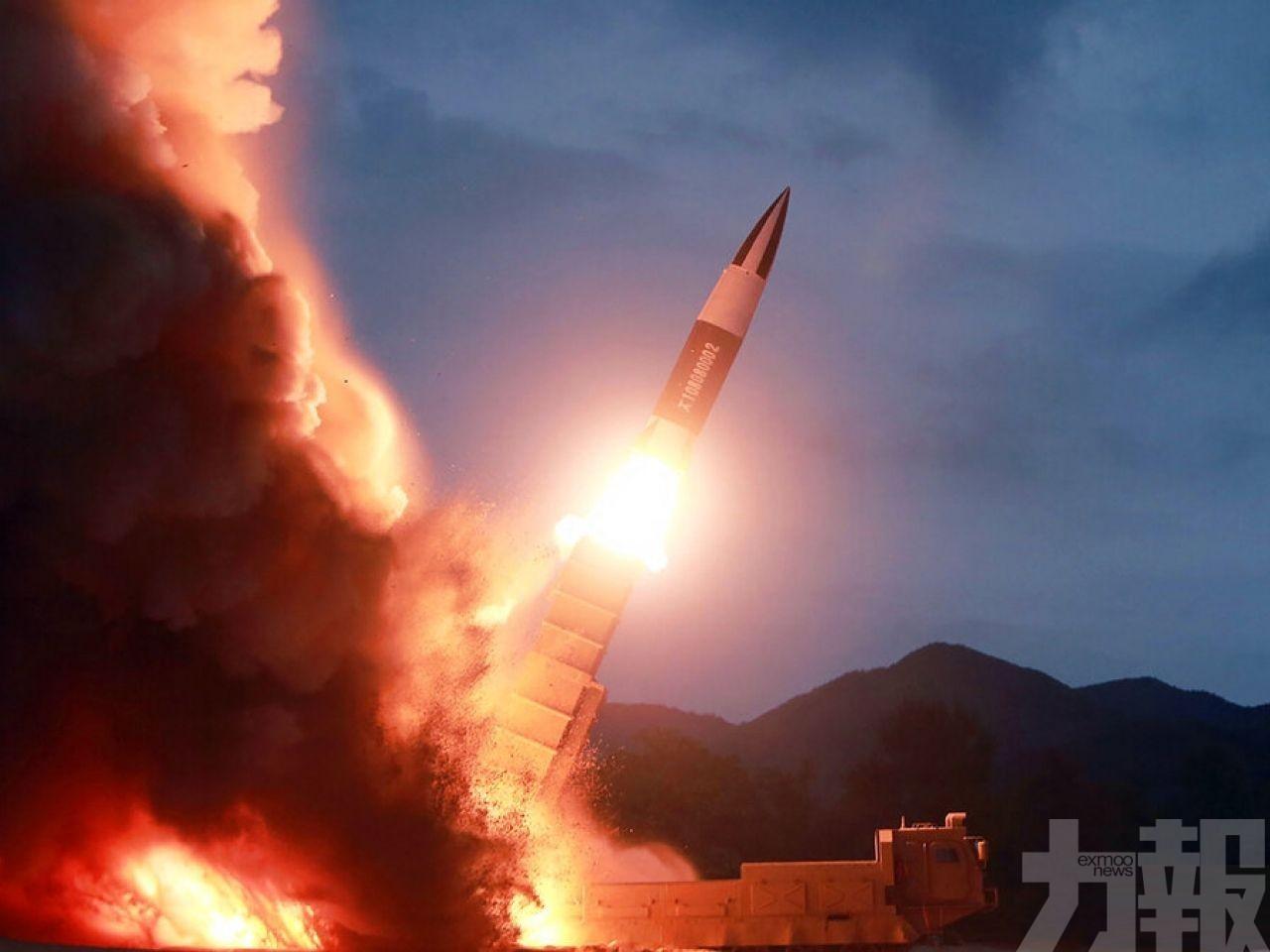 朝鮮據報再試射飛行物