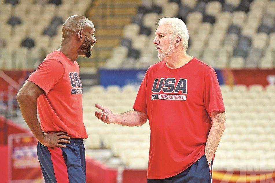 美國男籃贏波有法
