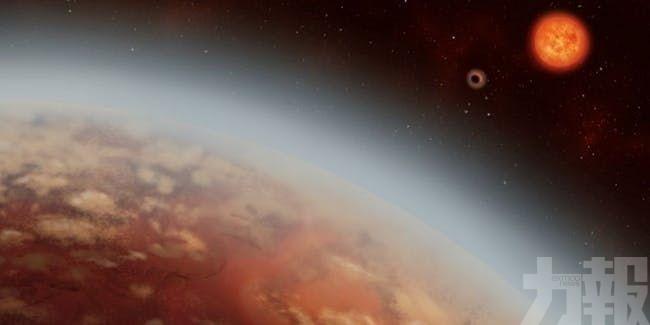 系外宜居帶行星大氣有水分存在