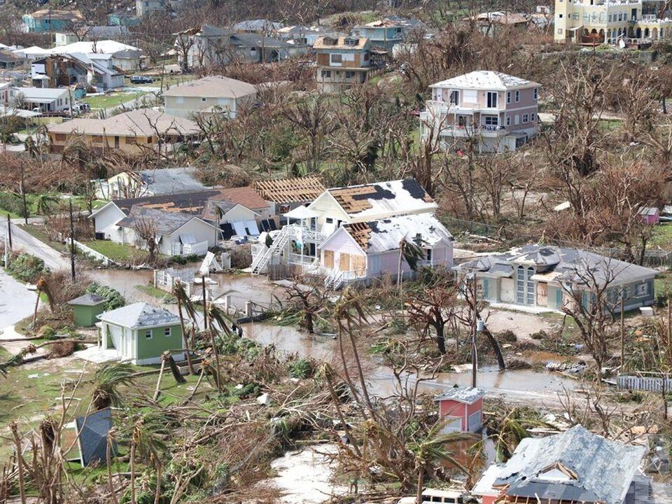 巴哈馬初步統計仍有約2,500人失蹤