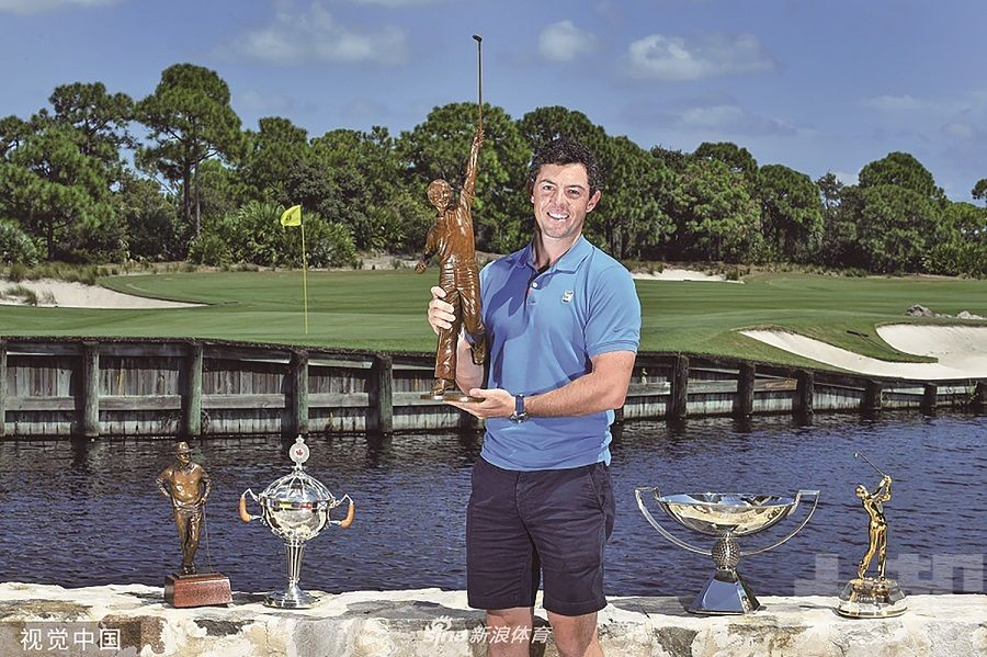PGA年度最佳球員