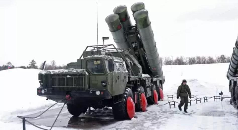 俄最先進S-400防空導彈部署新地島