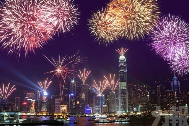 香港取消10.1國慶煙花匯演