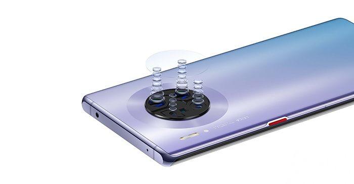 華為發布Mate30系列手機