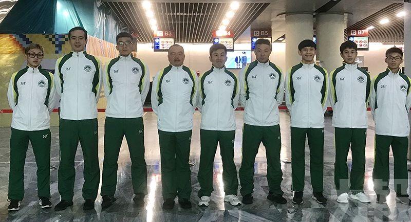 澳門選手參加鐵人東亞錦標賽